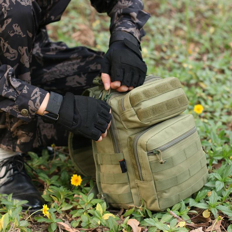 Sacchetto Sling A Molle Pack Outdoor coffee verde Arrampicata Viaggio 600d Bag Jogging Petto Di Tactical Tracolla Dell'esercito Corsa 20l Color Black Sports Borsa Da Oxford E AH8q5x