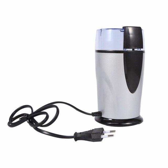 EECOO Electric Coffee Grinder Household Grains Bean