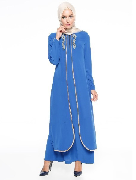 2019 new arrival fashion style Turkish Abaya