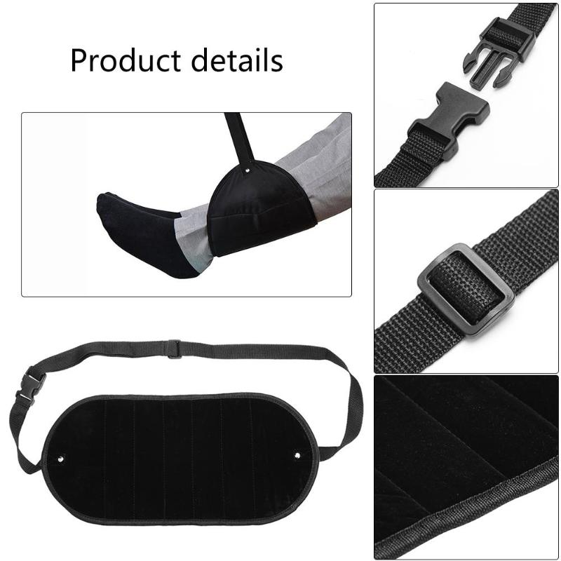 Portable Foot Hammock Footrest Home Travel Office Chair Outdoor Indoor Airplane Leg Feet Holder Rest Footrest HammockPortable Foot Hammock Footrest Home Travel Office Chair Outdoor Indoor Airplane Leg Feet Holder Rest Footrest Hammock