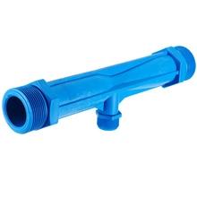 Irrigation Venturi Fertilizer Injector PVC Water Tube Device for Garden Farming Garden Water Connectors Supplies Blue все цены