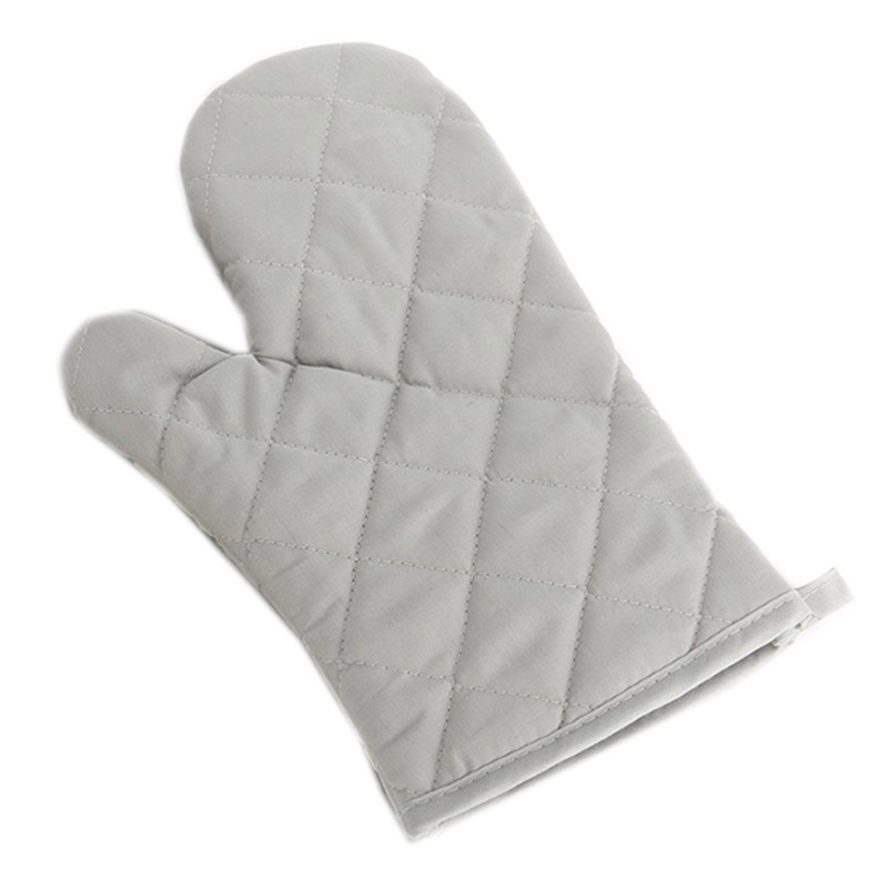 Professional 1PC Oven Mitt Gloves High Quality Insulation Cotton Material