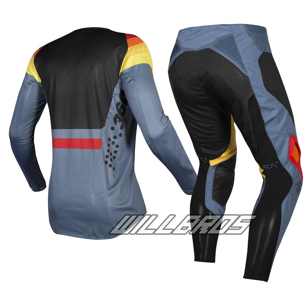 Fox Racing 360 Murc Mens Off-Road Motorcycle Jersey