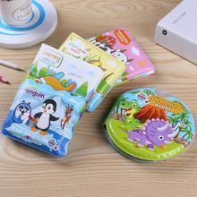 Детская EVA книга для ванны, красочная мультяшная водостойкая игрушка для ванны, встроенная BB Брезентовая игрушка, Игрушки для раннего образования, подарки