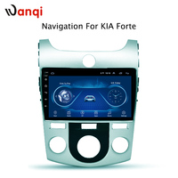Hot Sale 9 Inch Android 8.1 Car Dvd Gps Player for KIA forte 2009 2014 Radio Video Navigation Bt Wifi