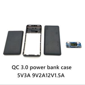 Image 3 - QC3.0 PD18wバッテリー急速充電器diy急速充電電源銀行ポリマーケース18650ホルダー