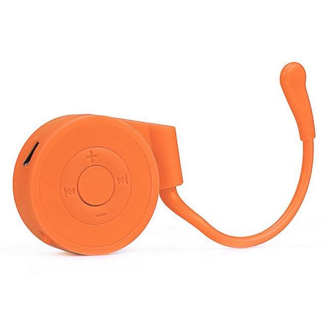 Nueva llegada de moda gancho para la oreja auriculares tipo portátil deporte MP3 reproductor de música soporte Plug-in de la tarjeta Rununing MP3 alta calidad