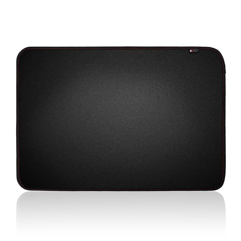 Внутренняя мягкая подкладка, защита для ЖК-экрана, 2 стиля, 21/27 дюймов, аксессуары для компьютера, тканевая, переносная, черная, защита от пыли для компьютера
