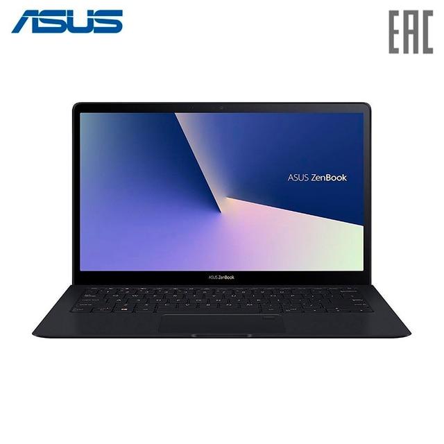 "Ноутбук ASUS UX391UA (Q4 Special) Intel i7 8550U/16Gb/512Gb SSD/13.3"" FHD IPS Anti-Glare/Cam/Wi-Fi/Win10 Pro Deep Blue (90NB0D91-M02730)"