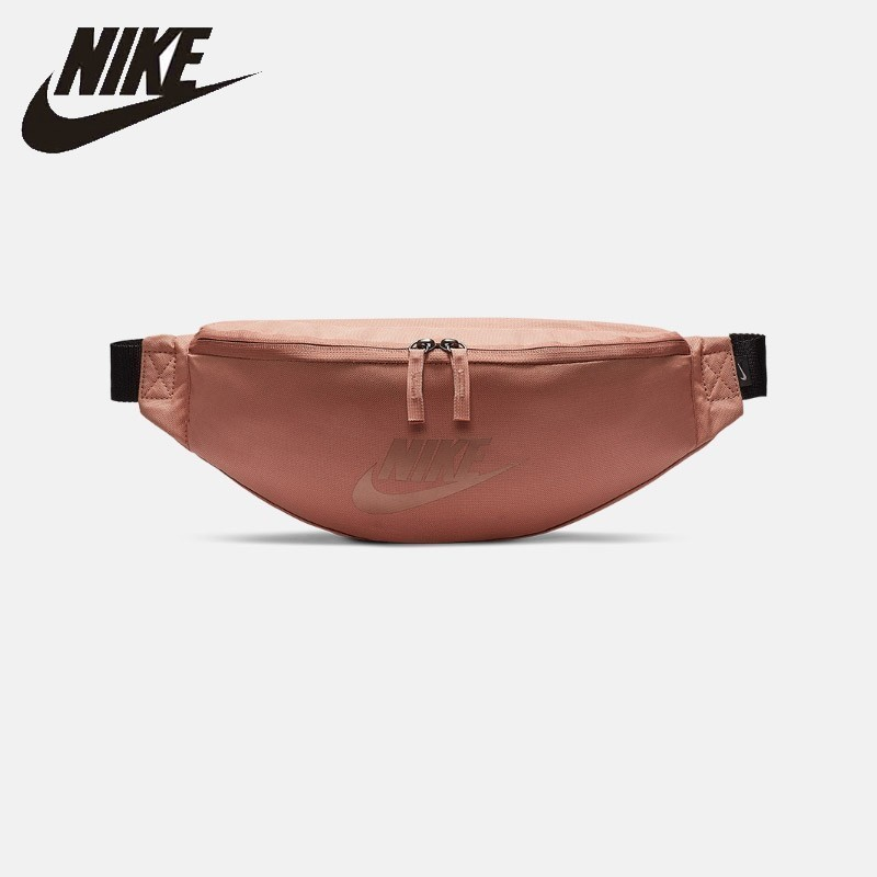 Nike Sportswear Heritage Running Waist Pack Light And Convenient Bag # BA5750