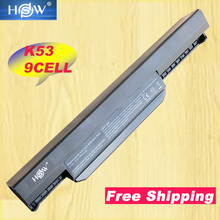 Get more info on the HSW 9 Cells Laptop Battery For Asus K53S K53 K53E K43E K53 K53T K43S X43E X43S X43E K43T K43U A53E A53S K53S Battery