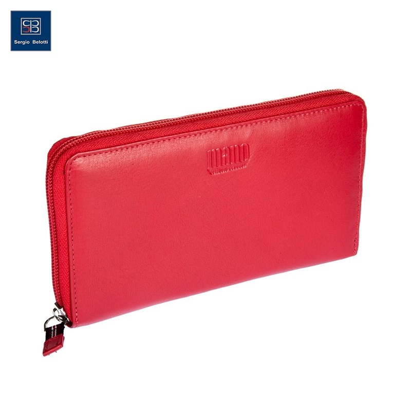 Purse Mano 20102 SETRU red
