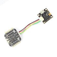 Super_S F4 carte contrôleur de vol intégré Betaflight OSD Blheli_S 4in1 ESC 2S pour Drone de course FPV bricolage sans brosse intérieur
