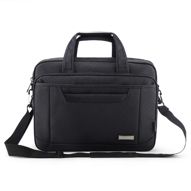 Briefcase Business Shoulder Bag Large Capacity Tote Oxford Computer Satchel Laptop Office Bags Business For Men Male BriefcasesBriefcase Business Shoulder Bag Large Capacity Tote Oxford Computer Satchel Laptop Office Bags Business For Men Male Briefcases