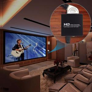 Image 5 - SCART HDMI HDMI 변환기 풀 HD 1080P 디지털 고화질 비디오 컨버터 어댑터 HDTV 오디오 변환기 d25