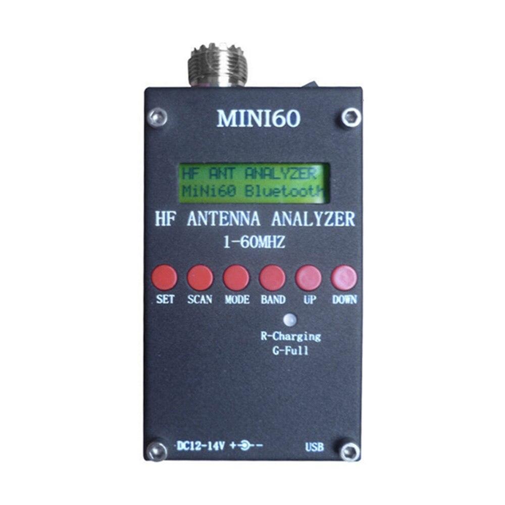 New Mini60 Sark100 HF ANT SWR Antenna Analyzer Meter Bluetooth Android APPNew Mini60 Sark100 HF ANT SWR Antenna Analyzer Meter Bluetooth Android APP