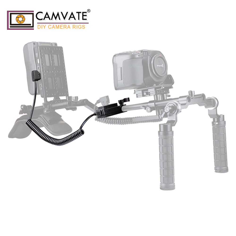 Image 4 - CAMVATE 15mm Rod Clamp Cheeseplate