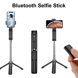 Mini Selfie Stick Tripod Integ