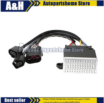 Remanufactured High quality 8K0959501G Engine Cooling Fan Control Module 2009-2016 A4 A6 Q3 Q5  for Audi