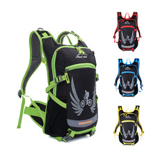 18L Bicycle Backpack Portable Sports Water Bags Cycling Backpack Outdoor Sport Climbing Camping Hiking Bike Bag