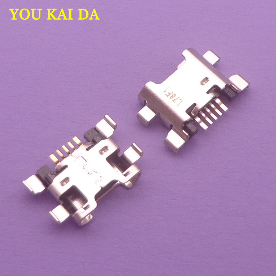 30PCS/Lot Micro USB Charge Port Socket Jack Plug Dock For Huawei Honor 7X 7A 7C / For Honor 9 Lite Enjoy 7S Charging Connector