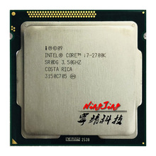 Intel Core i7-2700K i7 2700 karat 3,5 ghz Quad-Core CPU Prozessor 8 mt 95 watt LGA 1155