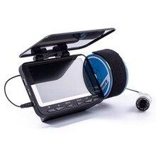 """SYANSPAN портативный DVR Функция Подводный Видео рыболокатор камера 4,"""" монитор 8 инфракрасный светодиодный Заводской магазин более глубокий рыболокатор"""