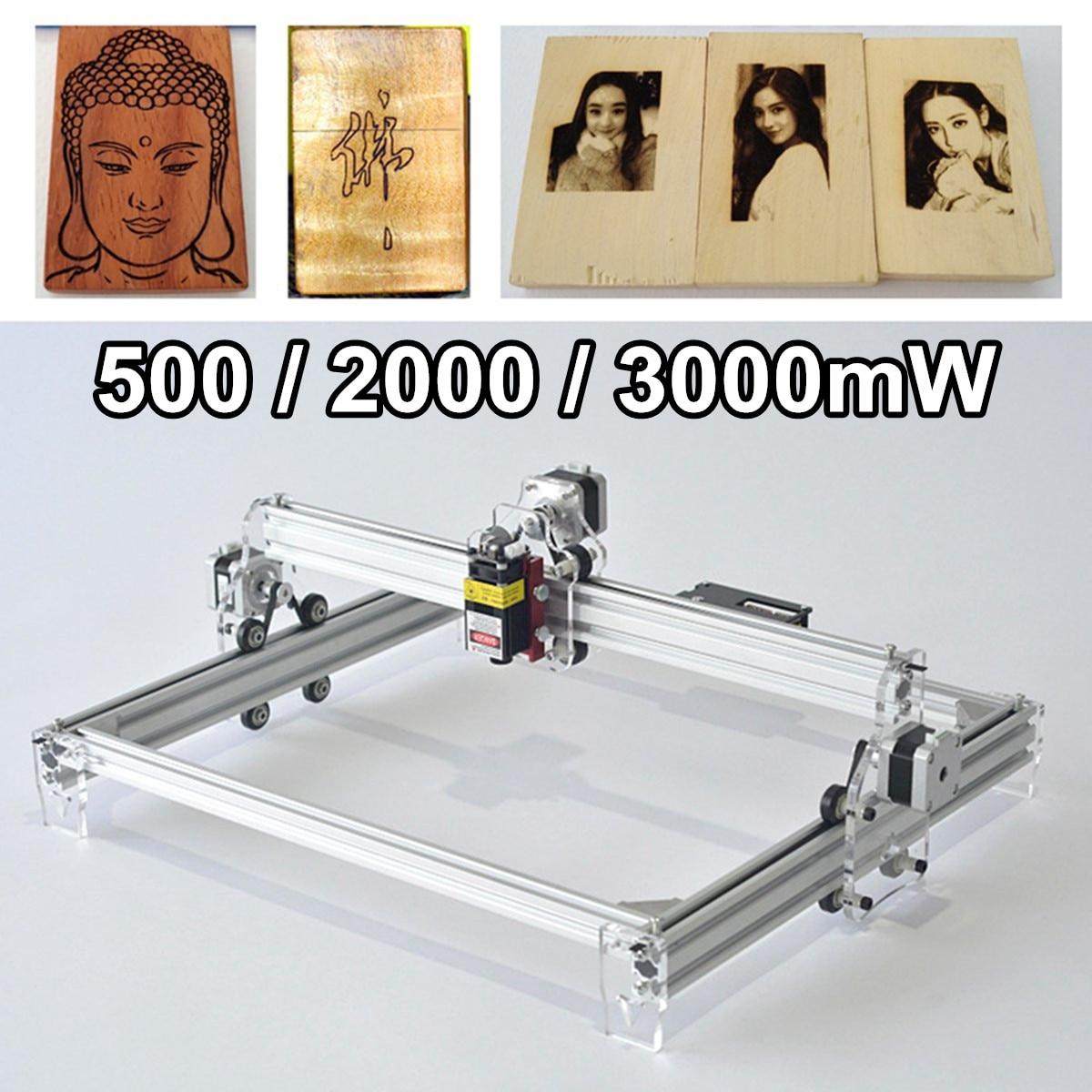 Mini 3000MW 2000mW 500mW Silver CNC Laser Engraving Machine 2Axis DC 12V DIY Engraver Desktop Wood Router/Cutter/PrinterMini 3000MW 2000mW 500mW Silver CNC Laser Engraving Machine 2Axis DC 12V DIY Engraver Desktop Wood Router/Cutter/Printer