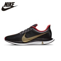 NIKE Original Zoom Pegasus 35 Turbo Mens Running Shoes Breathable Stability Support Sports Sneakers For Men Shoes