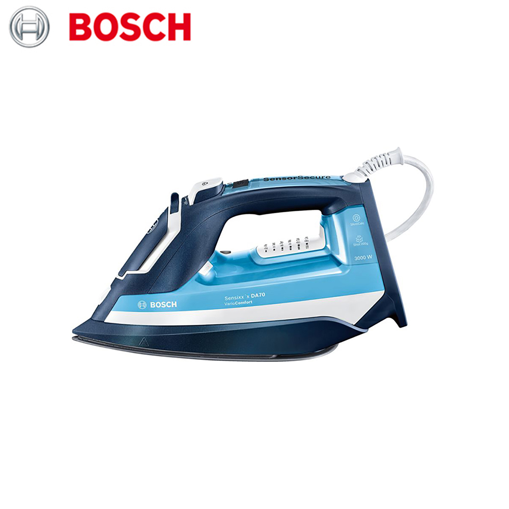 Electric Irons Bosch TDA753022V household appliances laundry steam iron ironing clothes