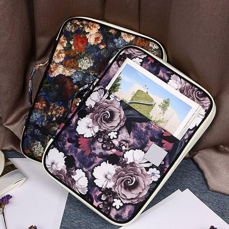 a73020b18 THINKTHENDO Unisex hombres mujeres portátil fieltro bolso de moda bolso de  almacenamiento de gran capacidad de