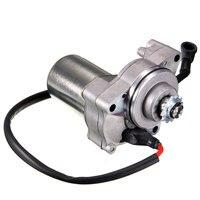12V 48V 3 Bolt Motorbike ATV Electric Starter Motor For 50CC 90cc 110cc 4 Stroke Engine Quad ATV For Honda/Kawasaki