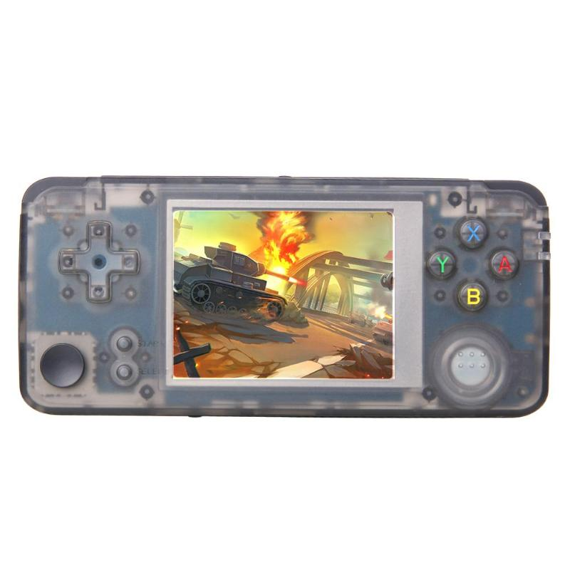 Retro Handheld Game Console 16GB 3 inch Portable Mini Video Gaming Player Built in 3000 Games Supporting Archiving Reading