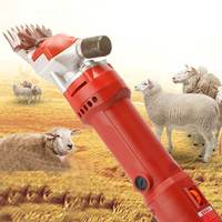 110V/220V 650W Electric Sheep Dog Pet Hair Clipper Animal Shearing Supplies Goat Alpaca Farm Cut Machine w/Box Adjustable Speed