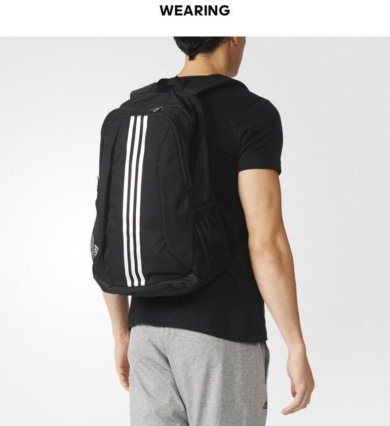 Adidas nouveauté originale BP POWER III M unisexe sacs à dos sacs de sport # S02126 AX6936 W58466 - 5