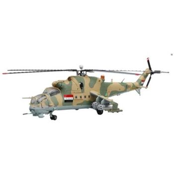 EASY MODEL Toy Aircraft 37039 1/72 AF Armed Helicopter HIND Mi-24 No.119 Finished TH07299-SMT2 image
