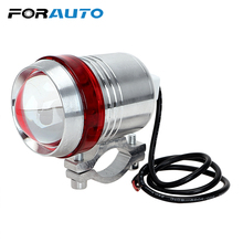 Motorcycle Headlight Head Light Motor Refit Driving Fog Light LED High Quality U3 For Honda Suzuki Harley Angel Eye Lamp