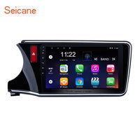 Seicane Android 8.1 10.1 inch HD 1024*600 Car Radio GPS Navi Stereo Player for 2014 2016 2017 Honda CITY Left Hand Drive