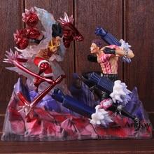 Одна Фигурка Обезьяна д Луффи Шарлот катакури Луффи против катакури цельная фигурка Коллекционная модель игрушки