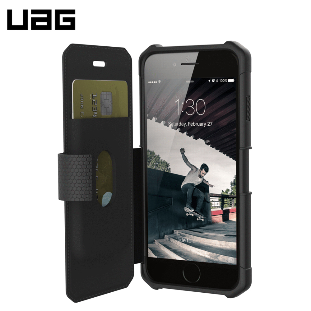 Mobile Phone Bags & Cases UAG IPH76S-E-BL  7  case bag iPhone
