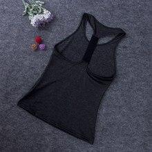 Женский сексуальный женский спортивный жилет, майка, тянущаяся, прохладная, сухая, впитывающая влагу, для фитнеса, спортзала, йоги, легкой атлетики