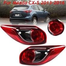 Для Mazda Cx-5 2013 14 15 2016 автоматический стоп-сигнал задний фонарь без лампы заднего бампера стоп лампы дальнего света стайлинга автомобилей