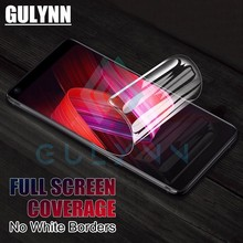 9D Soft Hydrogel Film For Xiaomi F1 Redmi K20 7 7A 4X 5 5A 6A 6 Note Pro Cover Full Screen Protector Protective