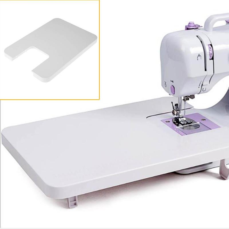 Sewing Machine Parts Extension Table Accessory Plastic Expansion Board Domestic Sewing Tools Household Accessories Electric