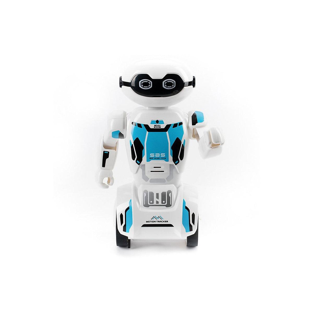 Silverlit Robot & Accessories1 200382145 Giocattoli di Controllo Remoto robotica smart con giochi di intelligenza