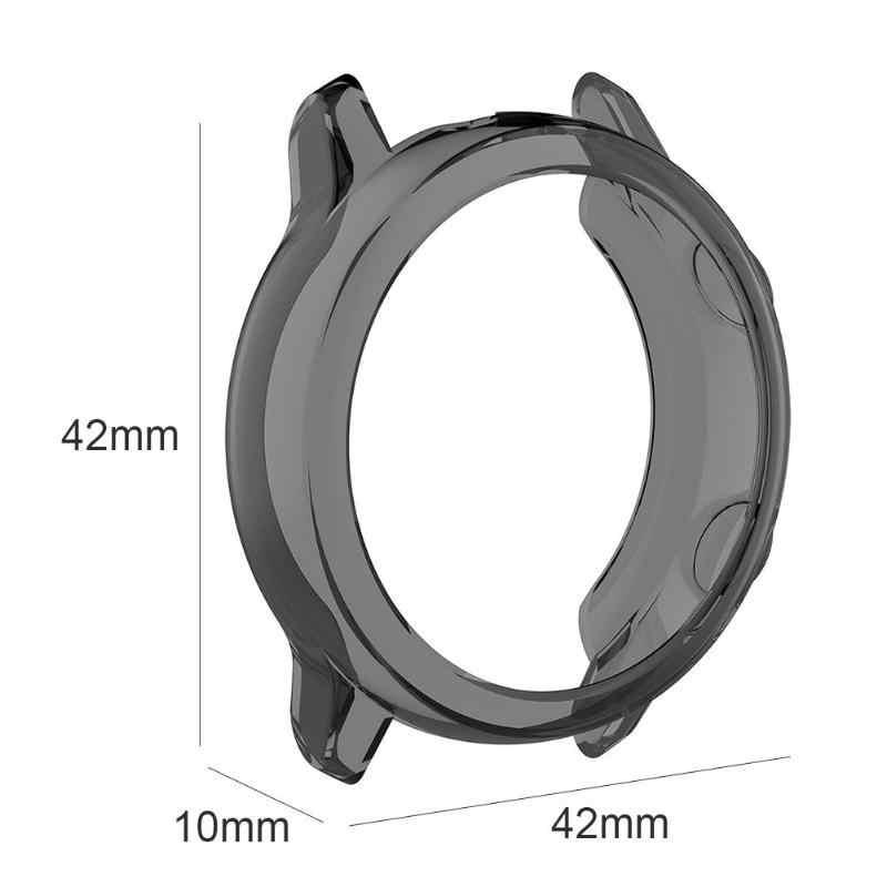 Trasparente di TPU Protector per Samsung Galaxy Caso Astuto Orologi Coperchio di Protezione Smartwatch Intelligente Orologio Attivo Attivo Accessori