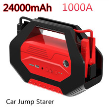 Audew 400000mAh High Power Car Jump Starter 12V/24V USB Star