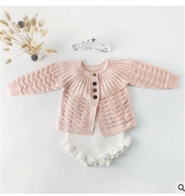 2165c46c2e997 Royal princesse filles vestes printemps automne infantile enfants tricoté  manteau enfant en bas âge bébé hauts vêtements pour enfants pour filles  vêtements ...