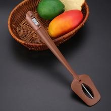 Цифровая металлическая кулинарная лопатка термометр с ЖК-дисплеем конфеты шоколадный термометр кухонный инструмент для выпечки и готовки