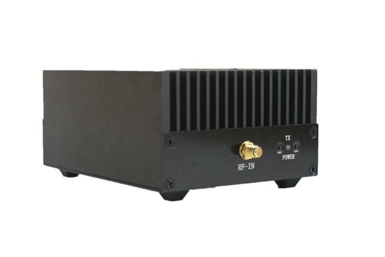 DYKB 20W-80W 400-470 MHZ Digital RF power amplifier 433MHZ FPV Digital  transmission Ham Radio UHF DMR  C4FM DPMR CW FSK P2S FM